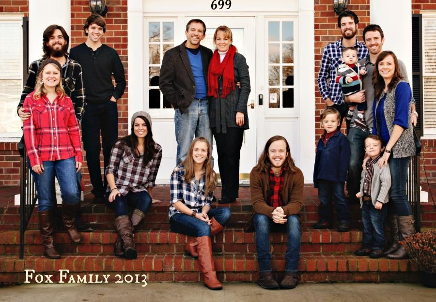 Fox Family 2013